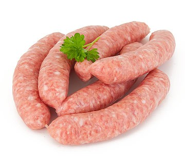 British pork sausages recipe